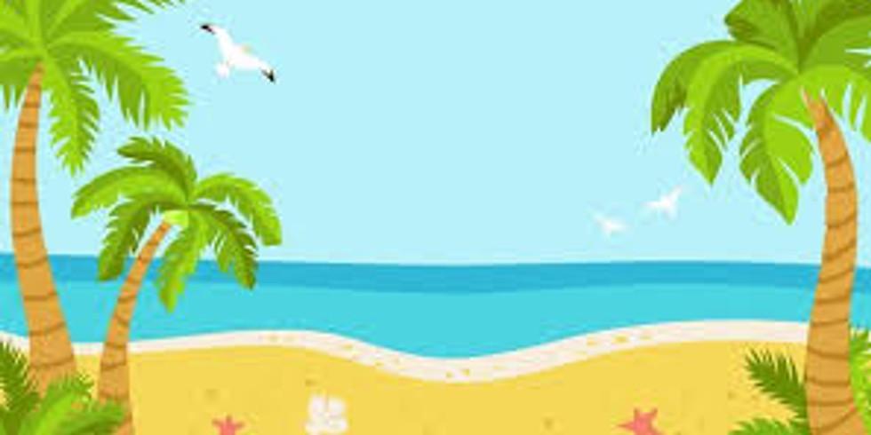 Beach Party! 11-2