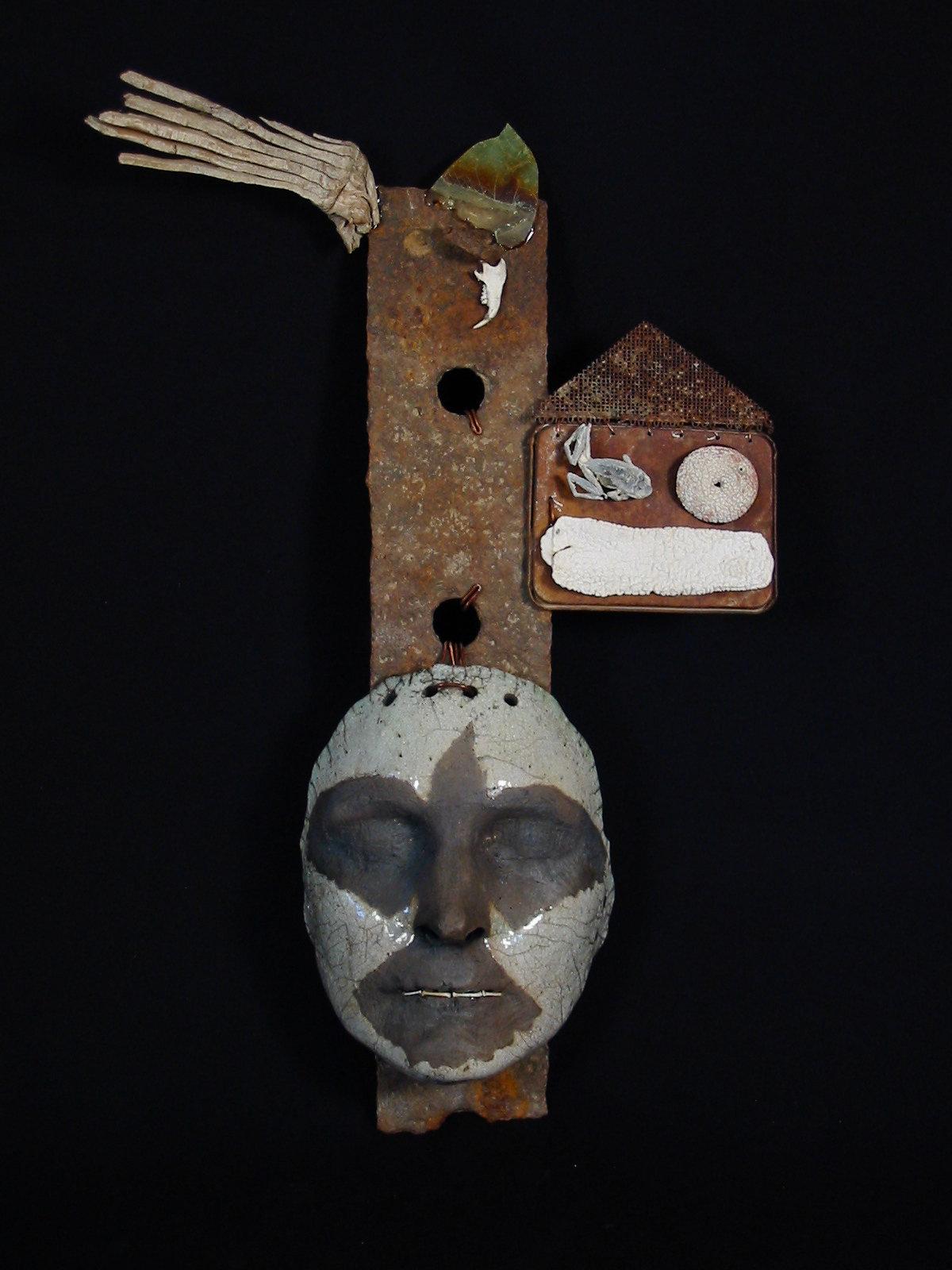 Three Day Mask Assemblage Workshop