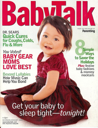 Baby Talk Cover