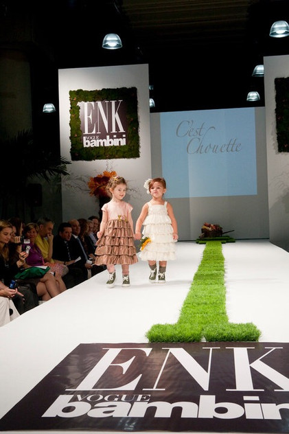 ENK Vogue Bambini Fashion Show