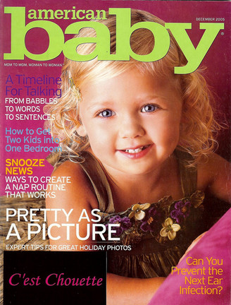 American Baby Cover