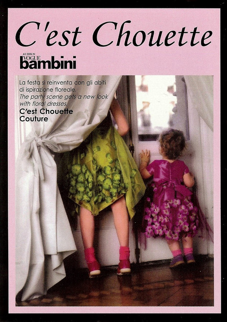 Vogue Bambini editorial
