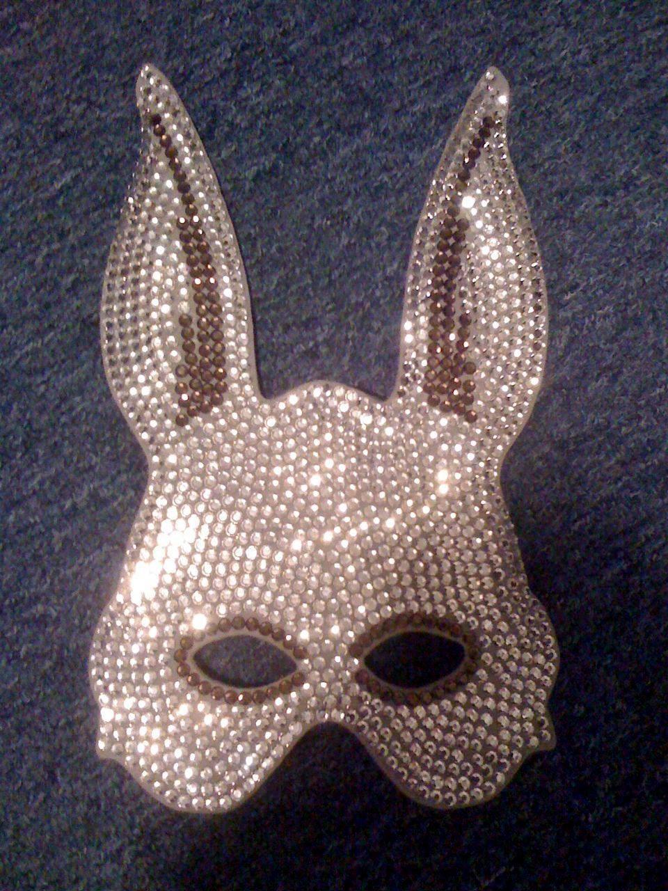jewled mask