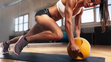 HIIT - Weniger Fett & mehr Muskeln in kurzer Zeit!