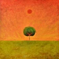 Albero della pace, 2019, cm 80x80, tecni