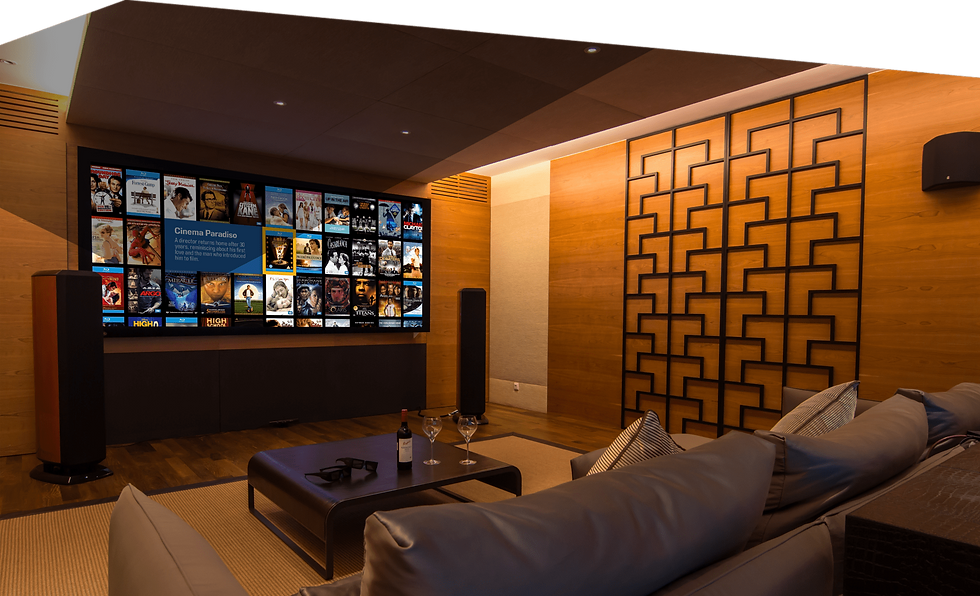 Miantic AV, Home Automation, Home theatre