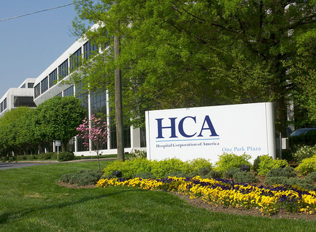 Depth Check – HCA Healthcare, Inc. (HCA) - Heads and Tails – Even Better Than We Thought