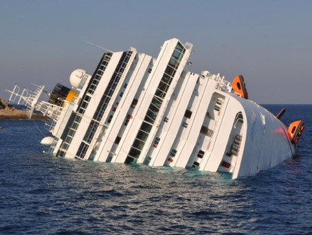 The Depth Report-Carnival Says 40% Off-Is Cruise Pricing Sinking?