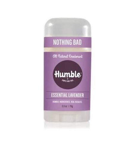 All Natural Deodorant - Lavender 2.5oz