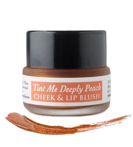 Tint Me Deeply 🍑 - Cheek & Lip Blush