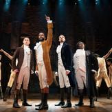 The SF Cast of Hamilton