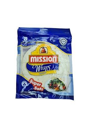 Mission Wrap Original 360G (8 Pieces)