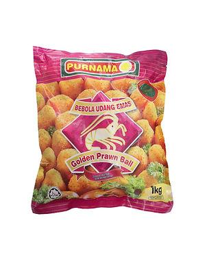 Purnama Golden Prawn Ball 1 KG