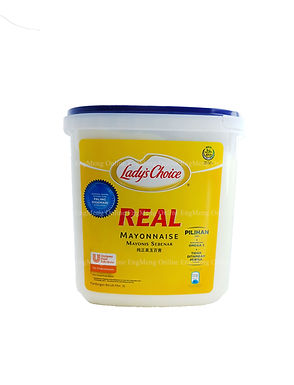 Lady's Choice Real Mayonnaise 3Liter