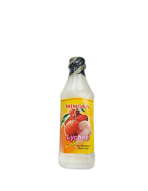 Mimosa Lychee Syrup 1Liter