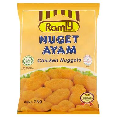 Ramly Chicken Nuggets 1000G