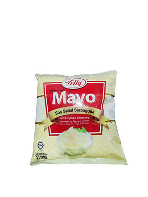 Telly Mayo All Purpose Dressing 3Litre