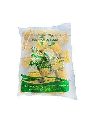 LC Maize Sweet Corn COB 2KG (20 Pieces)