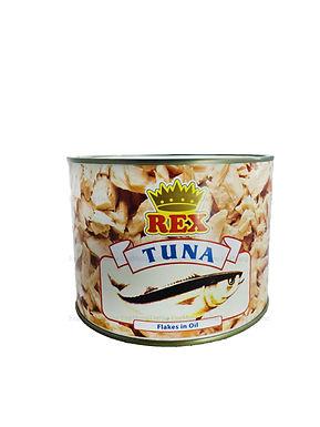 Rex Tuna Flakes in Oil 1.85KG