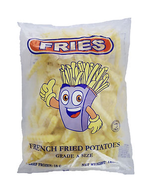 LS Lian Seng Crinkle Cut French Fried