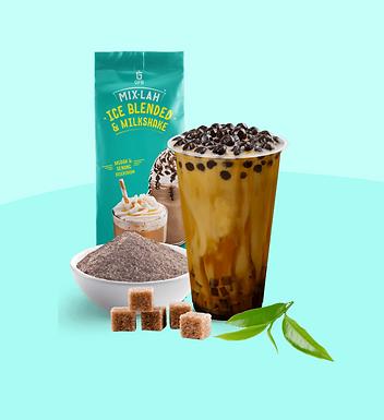 GFB Mix-Lah Brown Sugar Milk Tea 1KG
