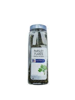 McCormick Culinary Parsley Flakes 56G