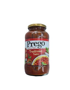 Prego Traditional Pasta Tomato Sauce 680G