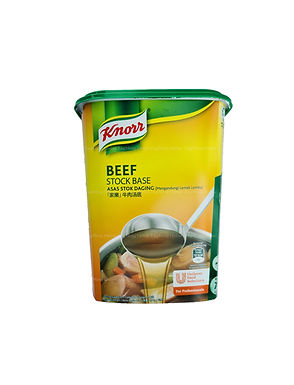 Knorr Beef Stock Base 1.5KG