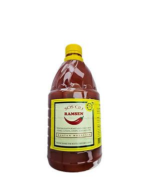 Ramsen Chili Sauce 2KG