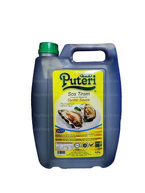 Puteri Oyster Sauce 4.2KG