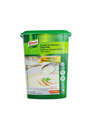 Knorr Cream of Chicken Soup Mix 1KG