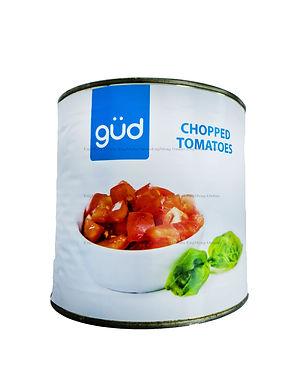 GUD Chopped Tomatoes 2.55KG