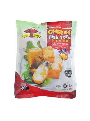 Mushroom Cheese Fish Tofu 500G