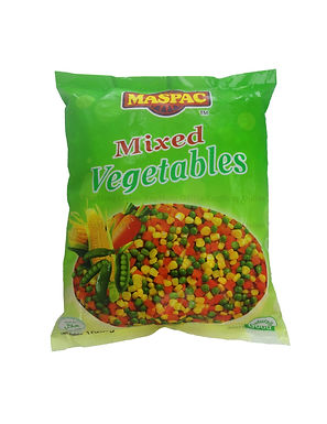 Maspac Mixed Vegetable 1KG