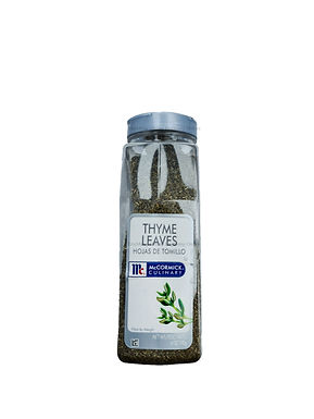 McCormick Culinary Thyme Leaves 141G