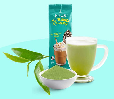 GFB Mix-Lah Green Tea 1KG