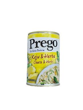 Prego Cheese & herbs Sauce 290G