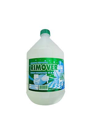 GreenChem Rimover Bleach Disinfectant 3.3Litre