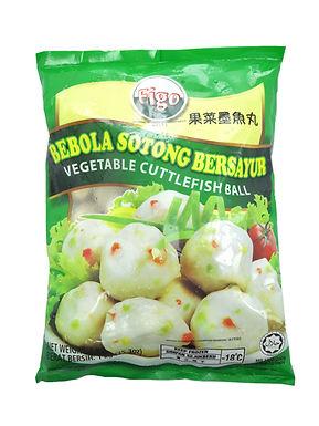 Figo Vegetable Cuttlefish Ball 1KG