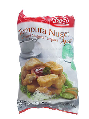 Likes Chicken Nugget Tempura 1KG