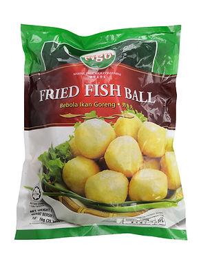 Figo Fried Fish Ball 1KG