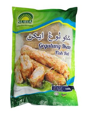 Suria Fish Roll 1KG