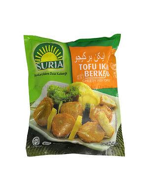 Suria Cheesey Fish Tofu