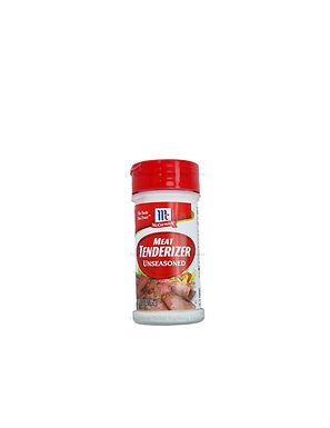 McCormick Culinary Unseasoned Meat Tenderizer 95G