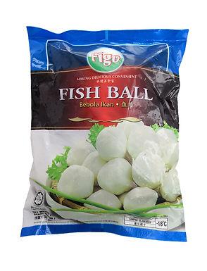 Figo White Fish Ball 1KG