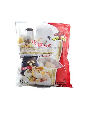Mushroom Steamboat Selection 6 in 1 六宝