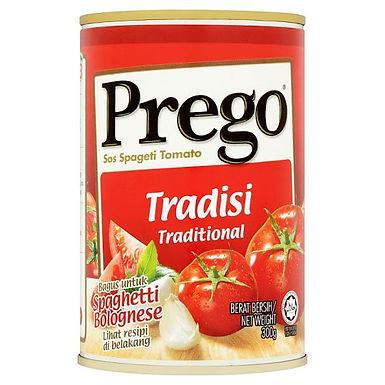 Prego Traditional Pasta Tomato Sauce 300G