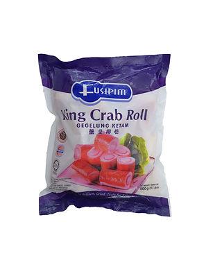 Fusipim King Crab Roll 500G