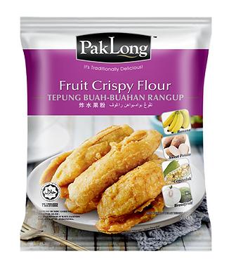 Pak Long Fruit Crispy Flour 500G