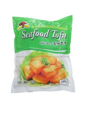 Mushroom Seafood Tofu 海鲜豆腐 500G